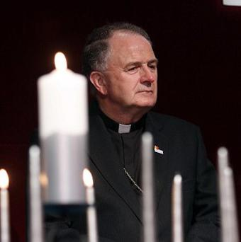 Bishop Leo O'Reilly confirmed a parish priest is the subject of an investigation into alleged sexual abuse