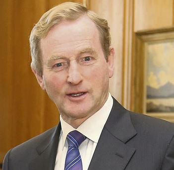 Taoiseach: no date set for gay marriage referendum