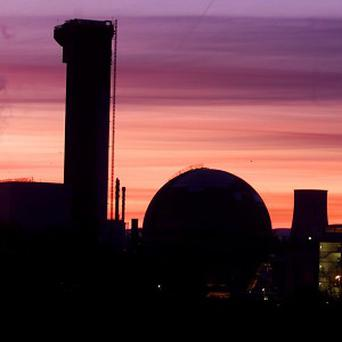 The seven existing nuclear power plants in the UK are to be shut down by 2023
