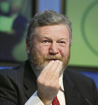 Health Minister James Reilly has hinted on another extension to finish service plan