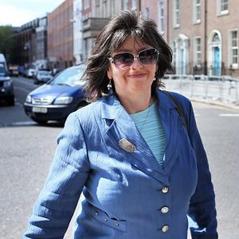 Josephine Feehily admitted Revenue made a mistake on payment demands for the property tax