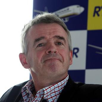Ryanair chief Michael O'Leary said customers are always right, as long as they 'comply by the rules'