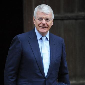 Former UK prime minister Sir John Major will travel to Dublin