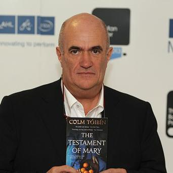 Author Colm Toibin is among the nominations