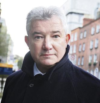 Richie Boucher admits bank made mistakes.