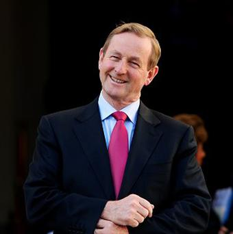 Taoiseach Enda Kenny announced the plans would 'set out a path to a brighter economic future for our people'