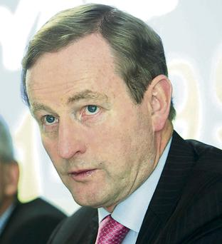 Enda Kenny has expressed concern about the end of prosecutions for murders in Northern Ireland