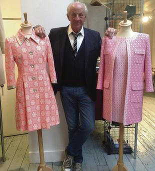 WEIGHTY DEBATE: Designer Paul Costelloe says young Irishwomen need education on diet as they do not know how to boil an egg anymore