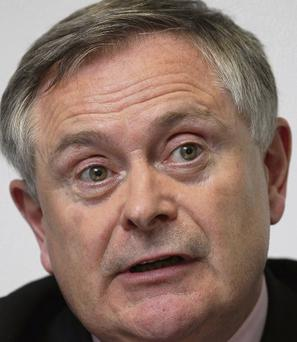 Brendan Howlin confirmed there will have to be supplementary estimates before the end of the year