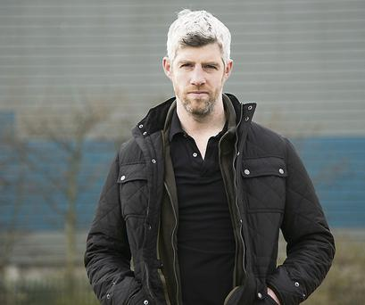 Detective Kieran O'Reilly in 'Love/Hate'