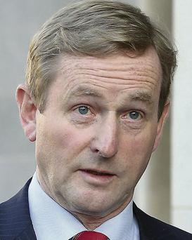 Taoiseach Enda Kenny says the threats are unwelcome for the public.