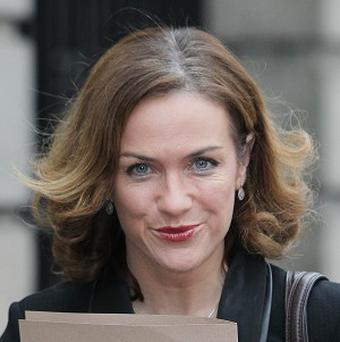 Dr Rhona Mahony, of the National Maternity Hospital, who said she faced unwarranted criticism over her earnings