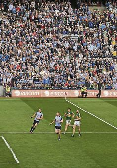 Croke Park: stadium income hit almost €24m last year