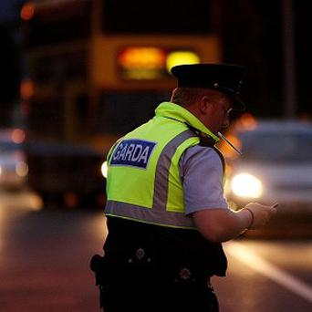Gardai said the SUV-type vehicle was targeted outside a house in Co Donegal at about 4am