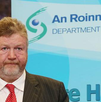 Health Minister James Reilly has reiterated concerns over pay compliancy by health bodies.