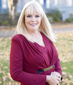 A GAP THAT CAN'T BE FILLED: Fine Gael TD Mary Mitchell O'Connor