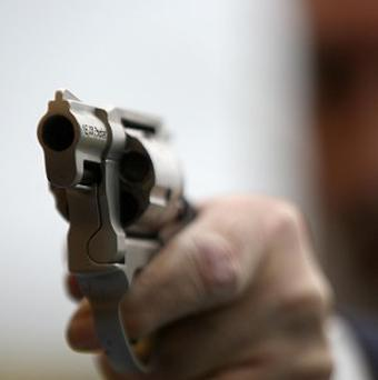 A manin his 30s has been shot in the leg in the Donore Road area of Drogheda