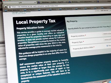 Revenue has extended the deadline for filing property tax
