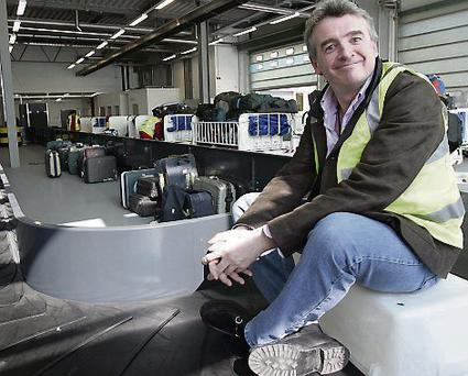 Ryanair boss: Michael O'Leary