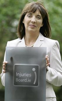 Patricia Byron of Injuries Board