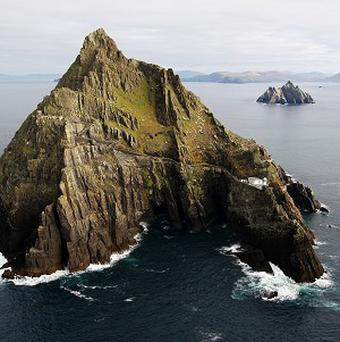 Ireland's Atlantic coastline features prominently in a new tourism drive.