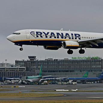 Ryanair had its best November yet for passenger numbers.