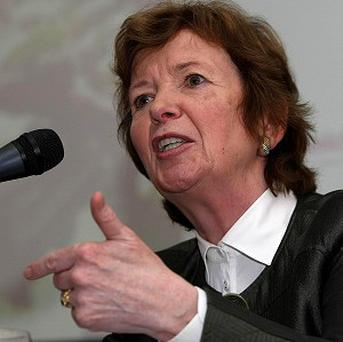 Mary Robinson said the world feels like it has lost a family member in the death of Nelson Mandela