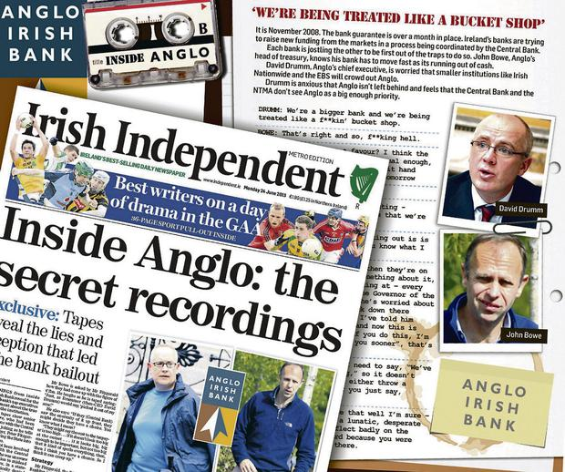 The Anglo Tapes uncovered