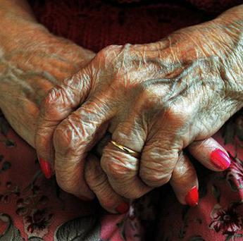 The older population will almost double over the next two decades, new figures have shown.
