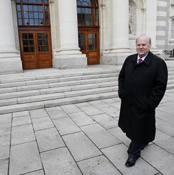 Minister Michael Noonan praised the Irish people for their sacrifices