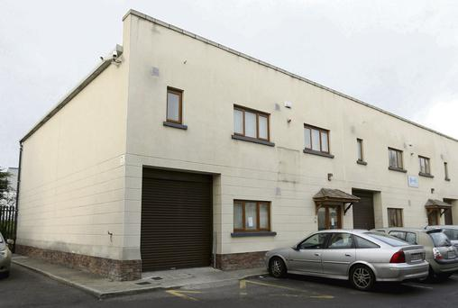 INVESTMENT: The offices of CRC Medical Devices, the firm set up by the CRC, in Swords, Co Dublin