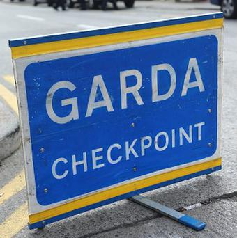 'The stretch of road where the fatal crash occurred was closed off for a number of hours yesterday as gardai carried out a technical examination'