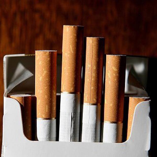 The government wants to ensure all cigarettes boxes will be in plain packaging