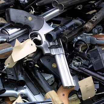 Legislation to stop Catholics carrying guns is one of a number of laws due to be struck out