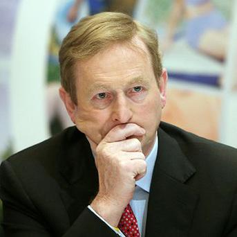 Taoiseach Enda Kenny says a deadline for striking a deal on Ireland's legacy debt by mid 2014 will be missed