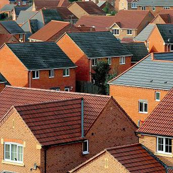 Property prices have risen eleven per cent in Dublin in the last year