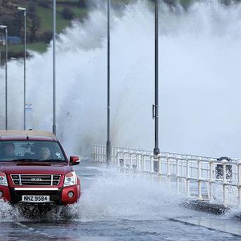Large parts of the country are again enduring severe conditions