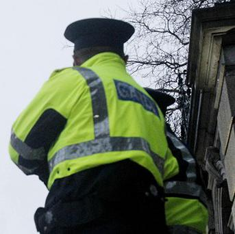 Gardai are investigating the death of a man at a flat in Finglas, north Dublin