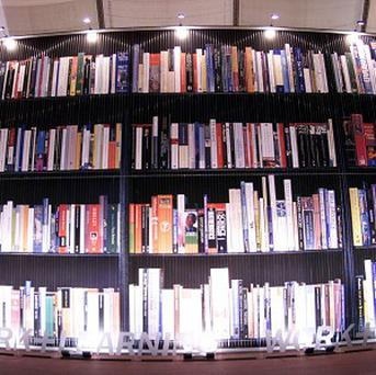 A library on the history of civilisation is due to open