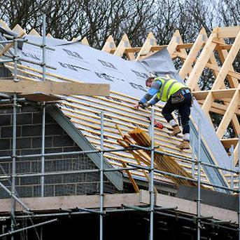 Experts have predicted a jobs boom in the construction industry.