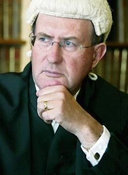 Mr Justice Brian McGovern