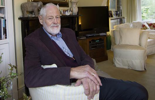 Dr Ivor Browne. Photo: David Conachy