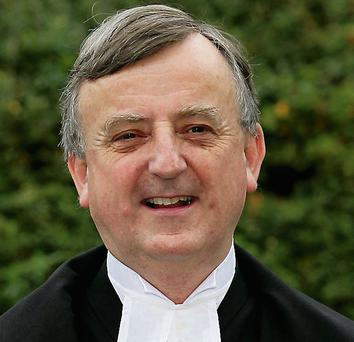 Judge Patrick Durcan: raised concerns over evidence