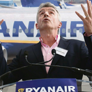Ryanair's Michael O'Leary. Colin Keegan, Collins Dublin.