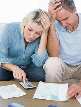 Many struggling debtors feel guilty. Photo: Getty Images.