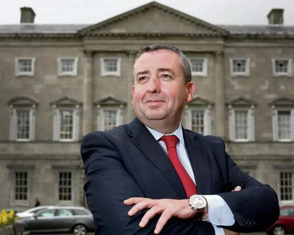Ciaran Lynch: inquiry chairman