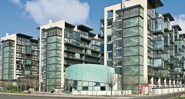 Beacon South Quarter in Dublin 18 is among the apartments to be sold