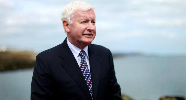 "Frank Flannery reckoned it was the ""destiny"" of Fianna Fail and Fine Gael to come together"