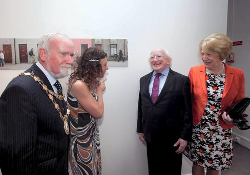 President Higgins makes official visit to Festival Interceltique de Lorient, France and to WW1 Commemorations in Liege and Mons, Belgium, 1-4 August 2014