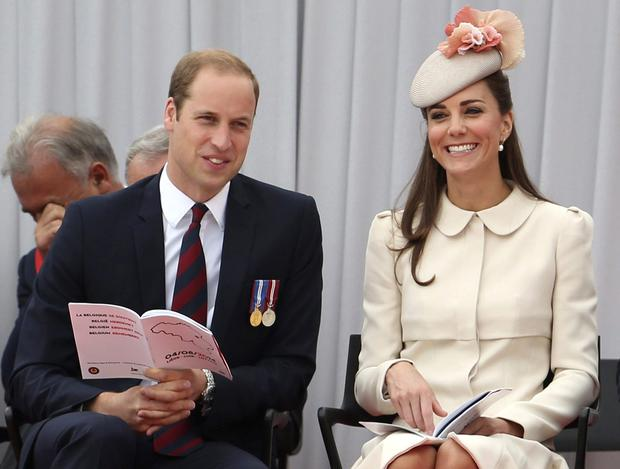 William and Kate have moved into their Norfolk mansion
